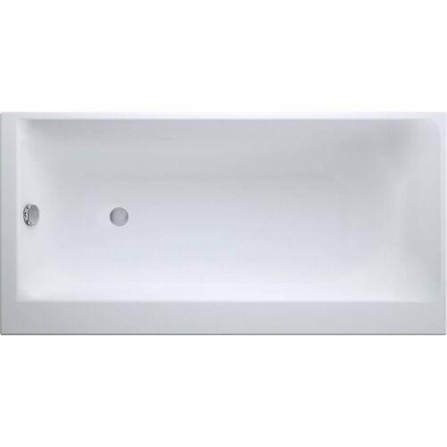 Акриловая ванна Smart, 170х80, правая, P-WP-SMART*170-R, Cersanit